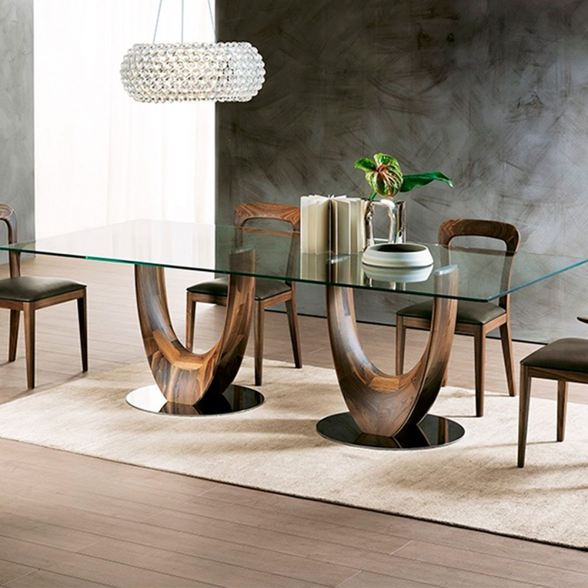 Axis dining table фото цена