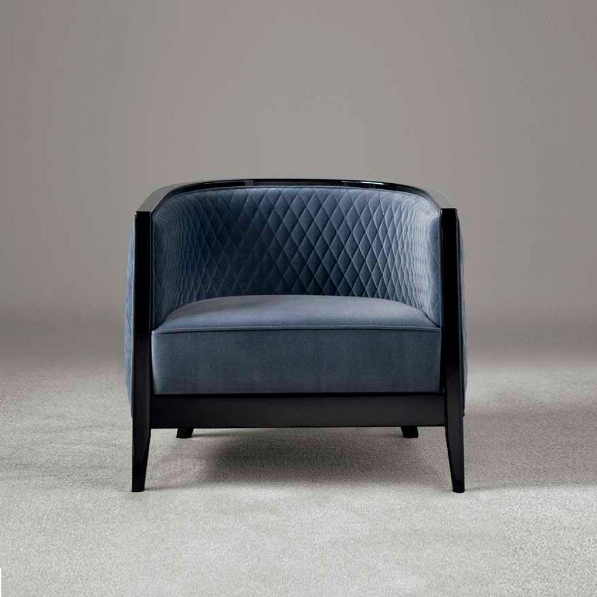 Saten armchair