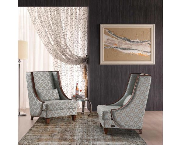 Century armchair