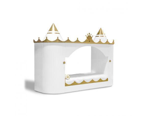 Kings&Queens castle bed