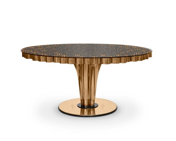 WORMLEY dining table
