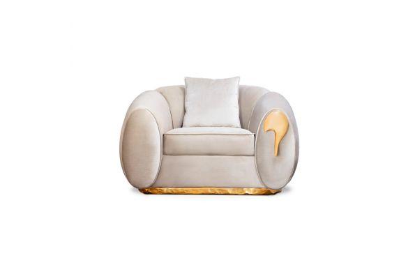 Soleil armchair  фото цена