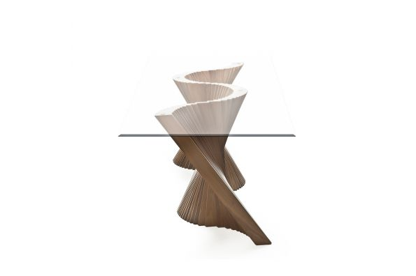 Wave dining table  фото цена