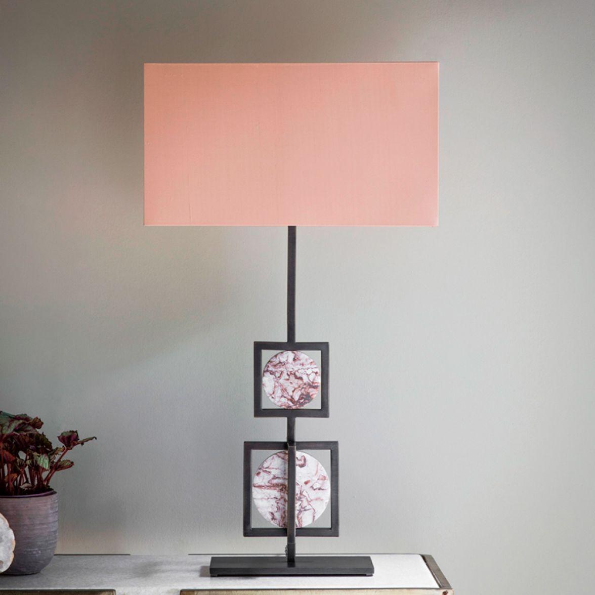 Aureol table lamp