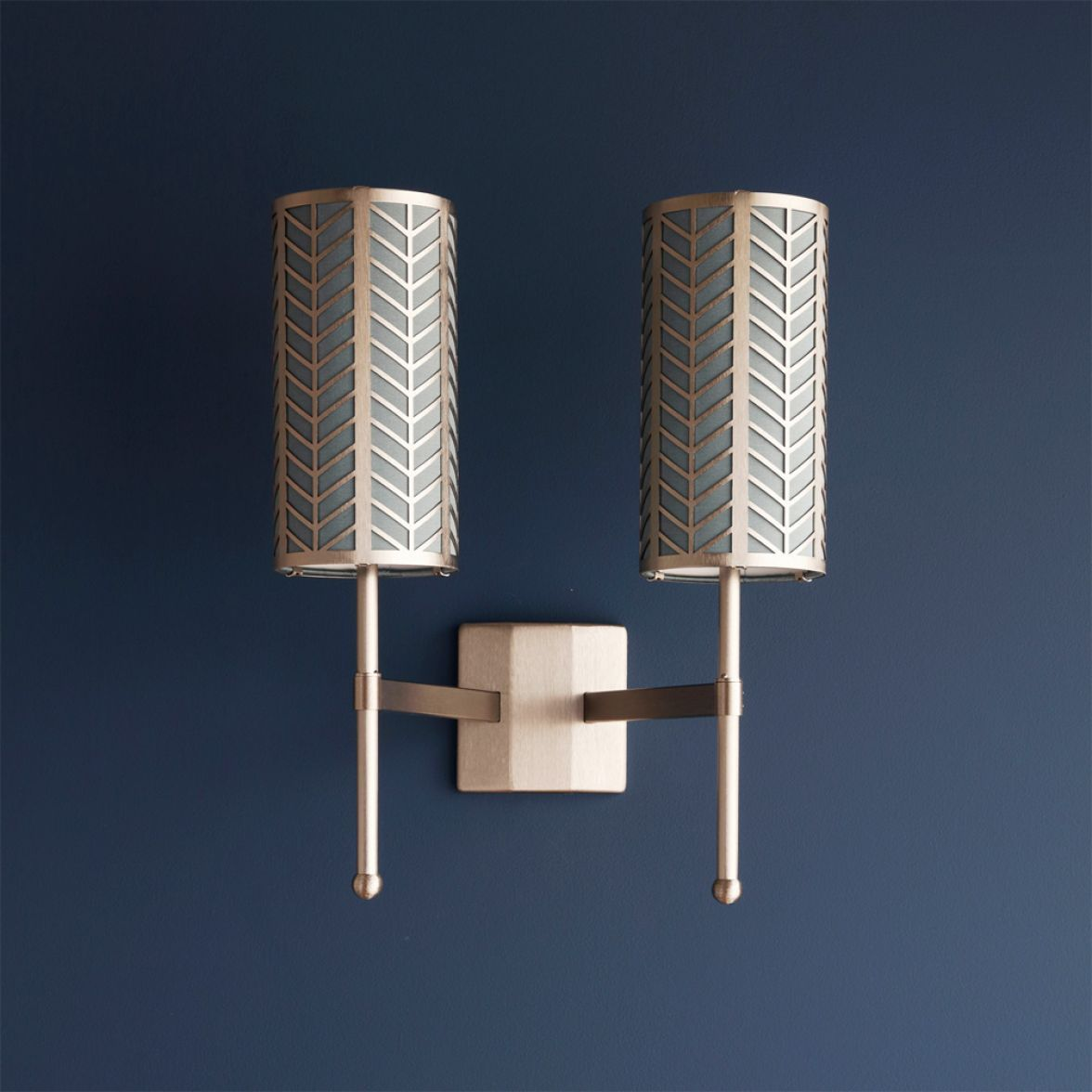 Double Stem Wall lamp