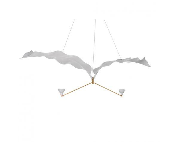 Foglia Palma hanging lamp