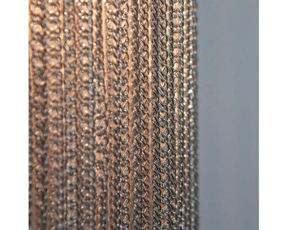 Silver Chain Maxi Pendant