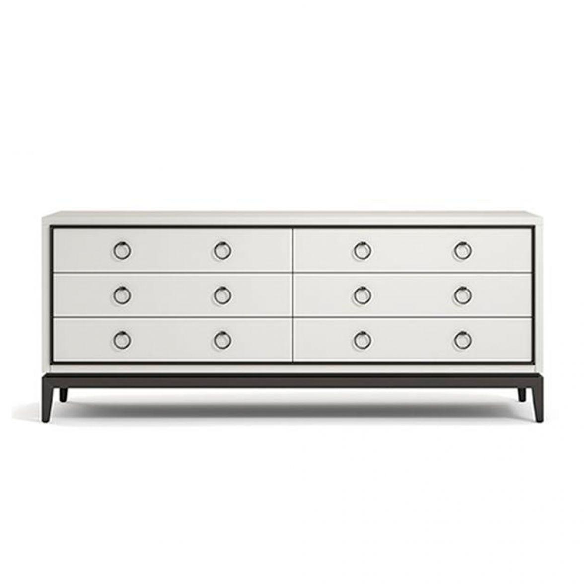 Asmara chest of 6 drawers