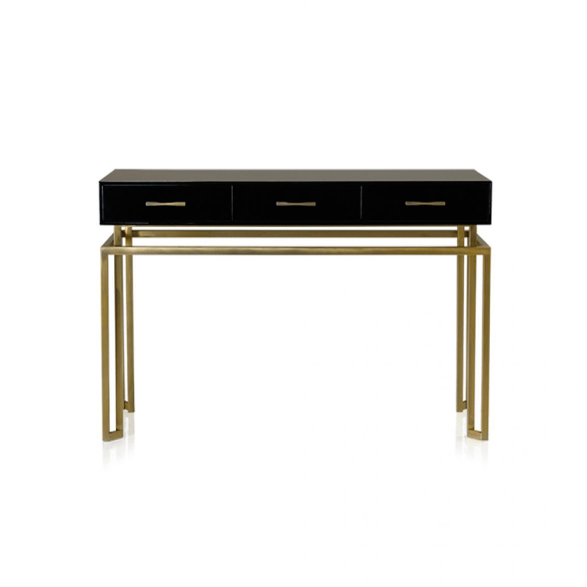 Oro console with drawers