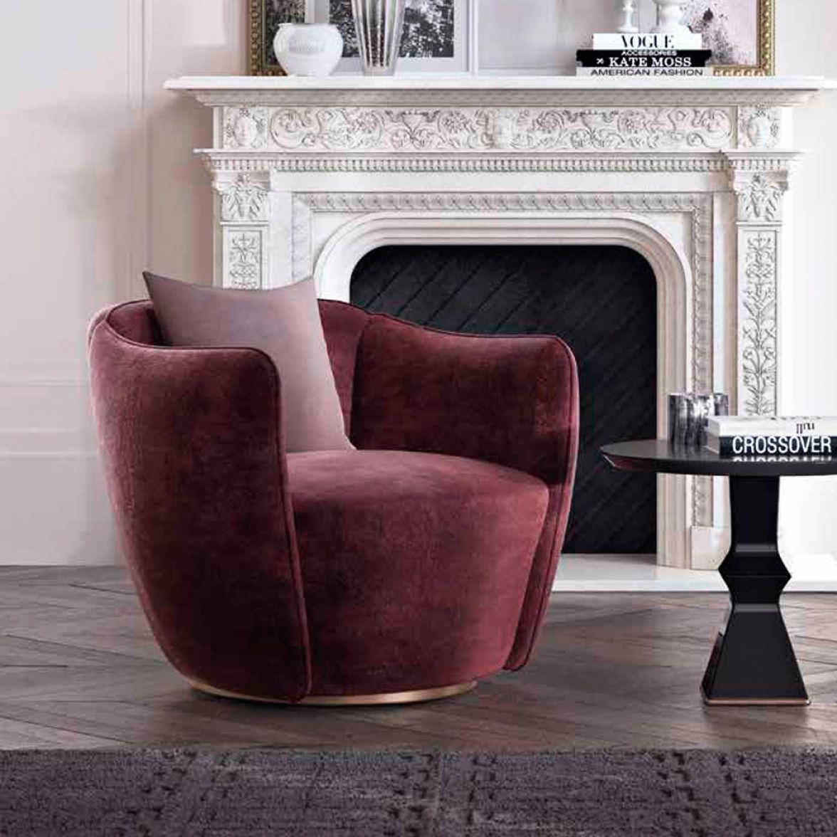 Audrey M armchair