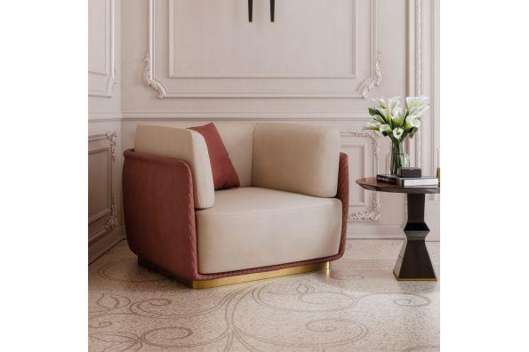 Allure armchair  фото цена