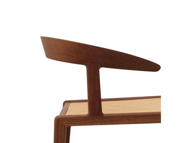Tora low armchair