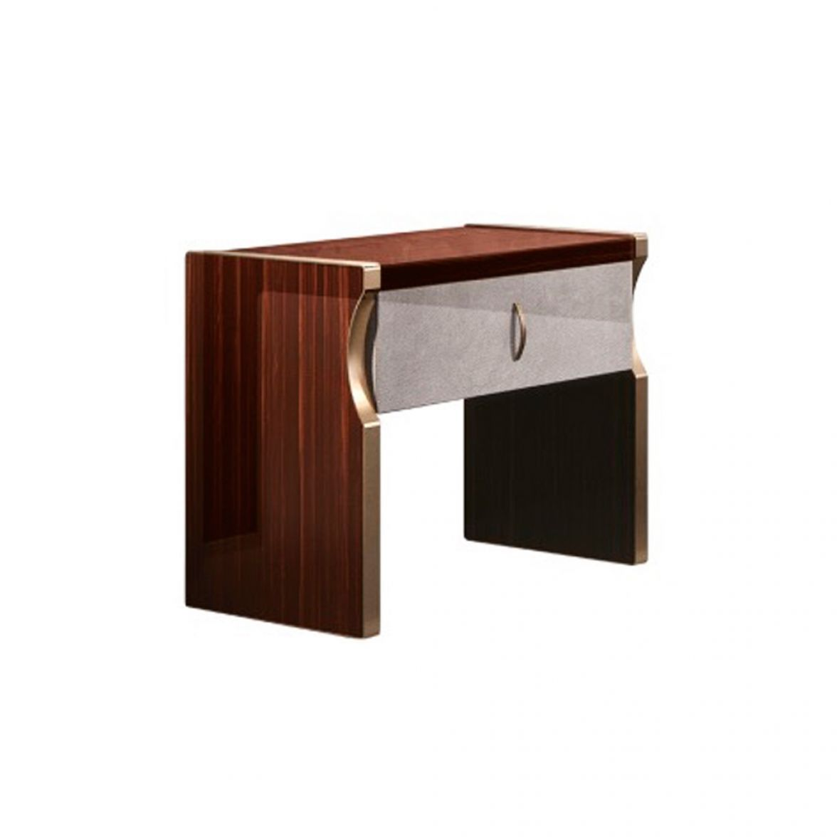 Trilogy bedside table