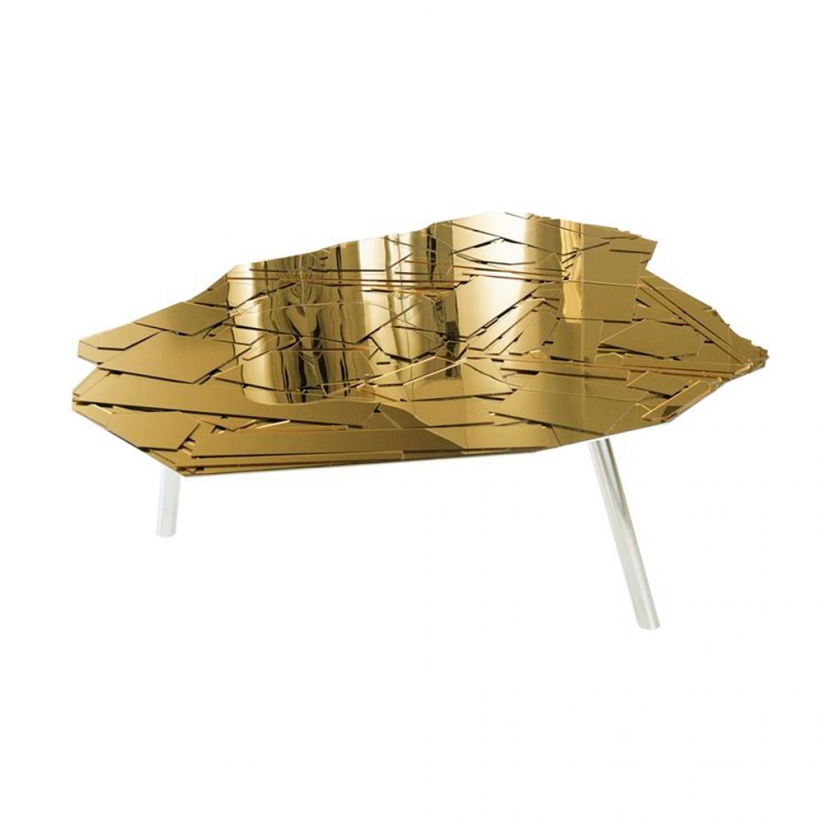 Brasilia coffee table
