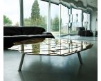 Brasilia coffee table фото