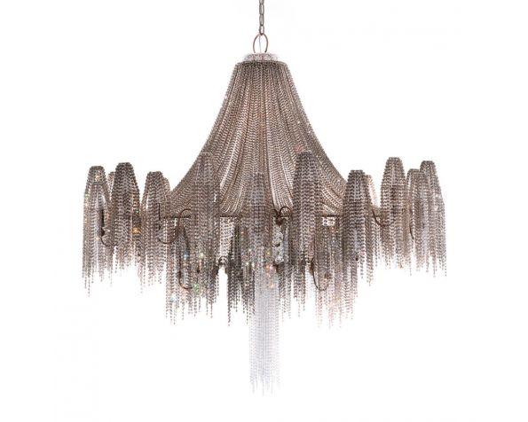 Burlesque chandelier