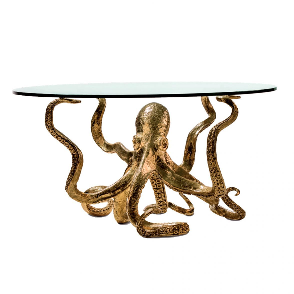 Baroctopus coffee table