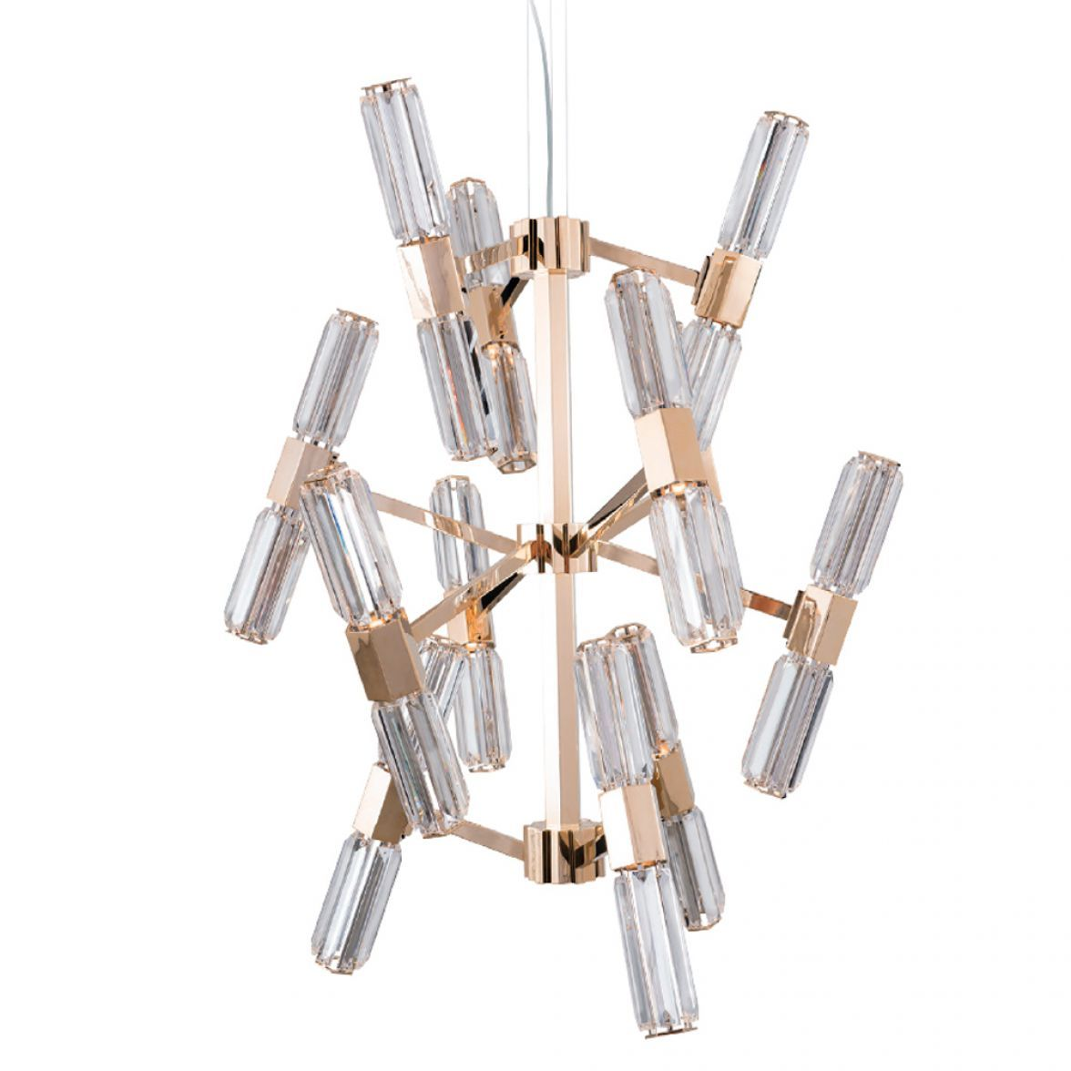 Chaos chandelier