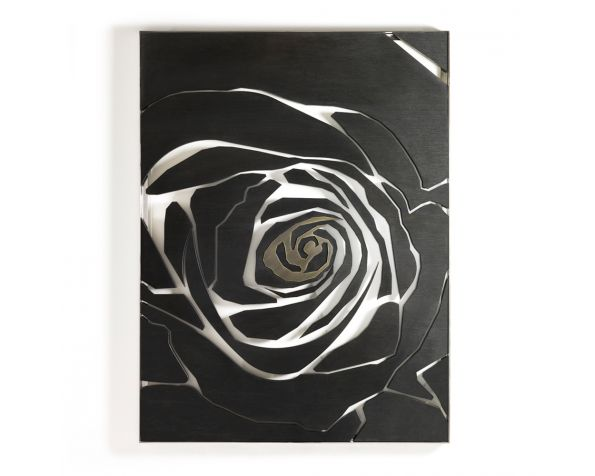 Rose wall panel