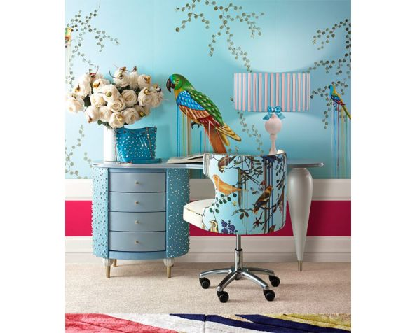 Parrot Dressing table