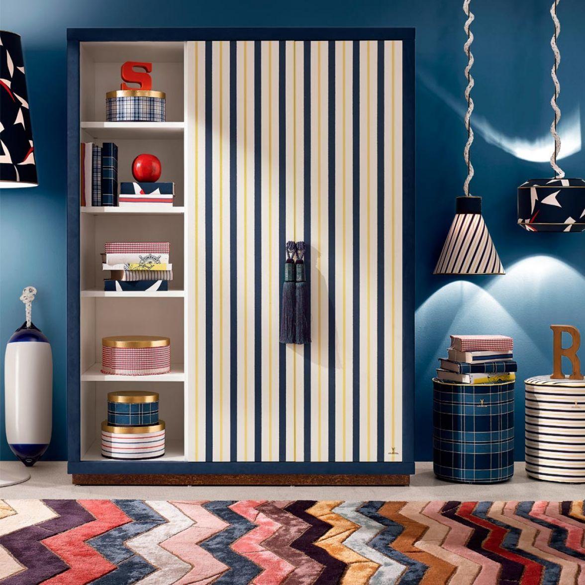 MARINE YACHT bookcase