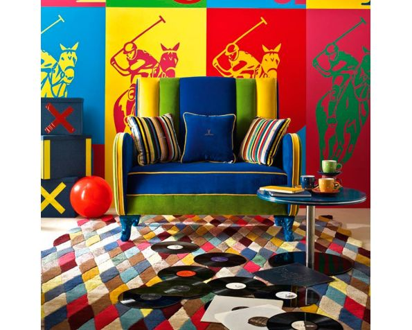 ABART armchair-sofa