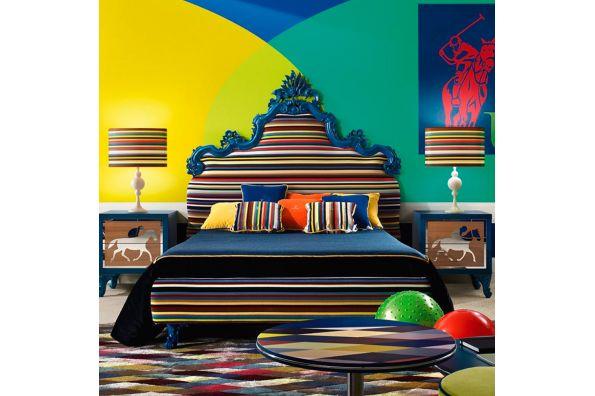 STRIPES bed  фото цена