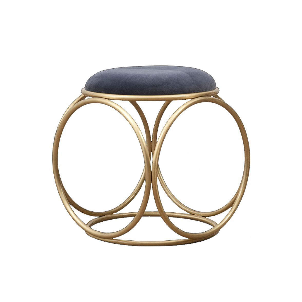 BRASS RINGS stool