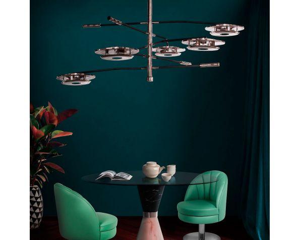 HENDRIX 5 ceiling lamp