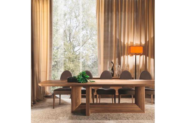Indigo dining table  фото цена
