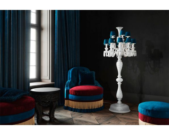 Rudolf floor lamp