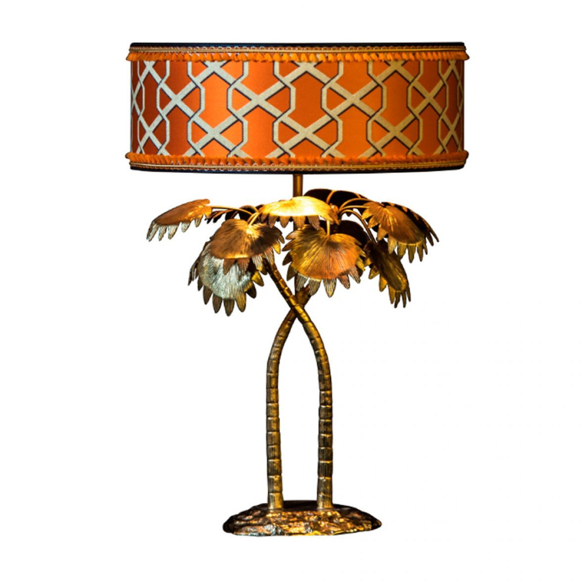 Preveli beach table lamp