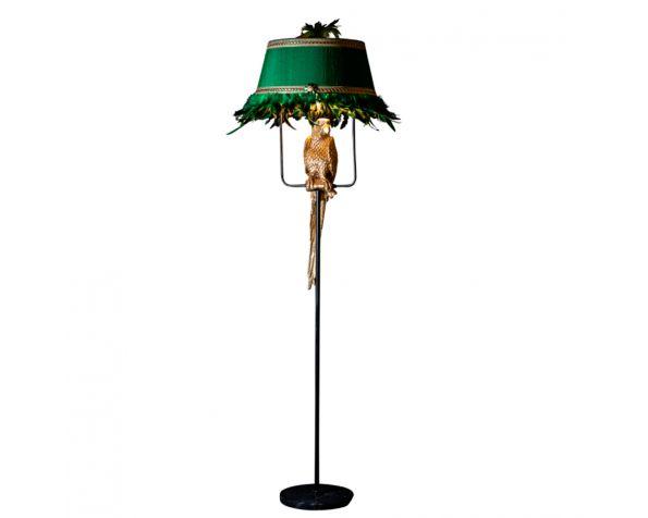 Perroquet tetu Floor lamp