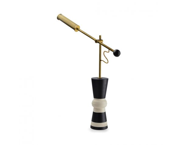 GOLDIE B TABLE LAMP