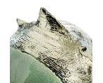 POP GLOBE FISH Sculpture фото