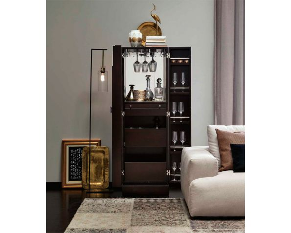 Solitaire Bar cabinet