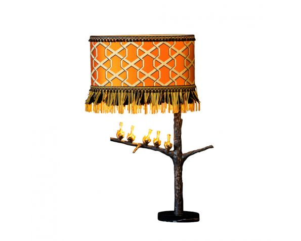"""Table lamp """"Chirp Chirp"""""""