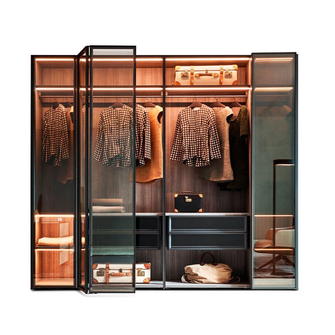 GLISS MASTER Sistema 7 wardrobe