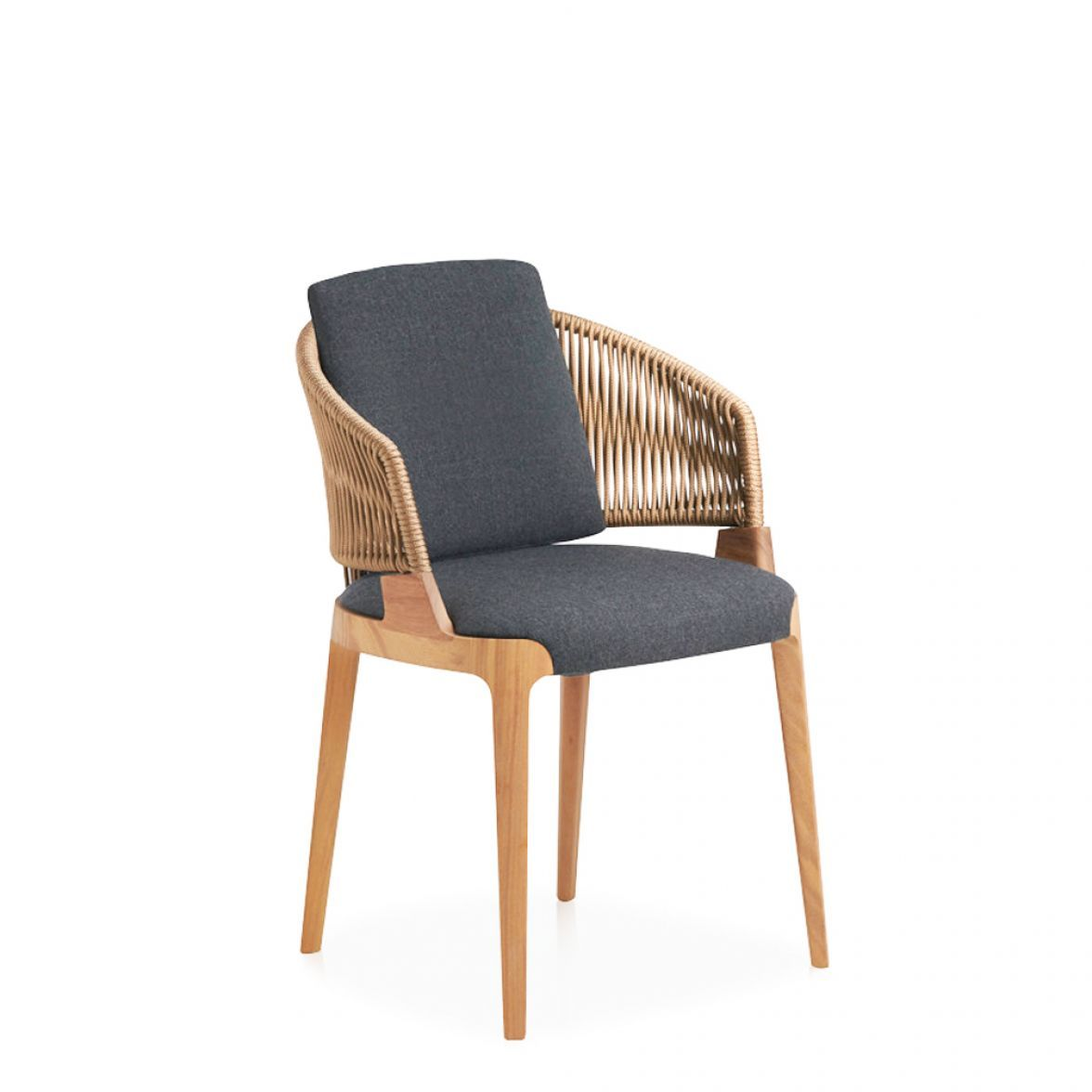 Velis hand weaved armchair